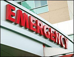 Emergency Sign, iStockPhoto.com
