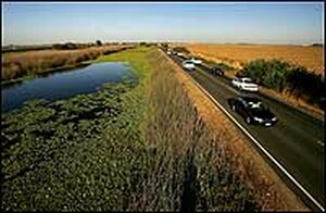 CA Levee, Getty Images
