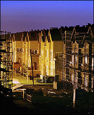 CA Levee Homes, Getty Images