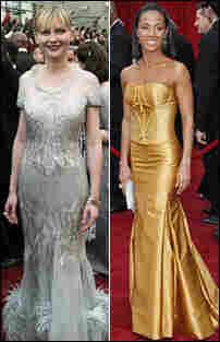 Oscar Fashions, Kirsten Dunst and Jada Pinkett Smith