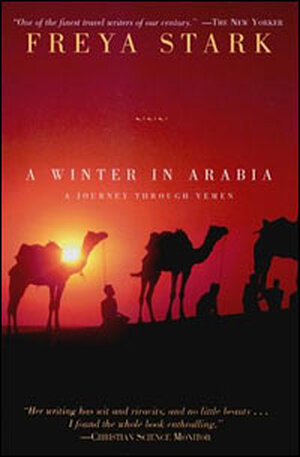 'A Winter in Arabia'