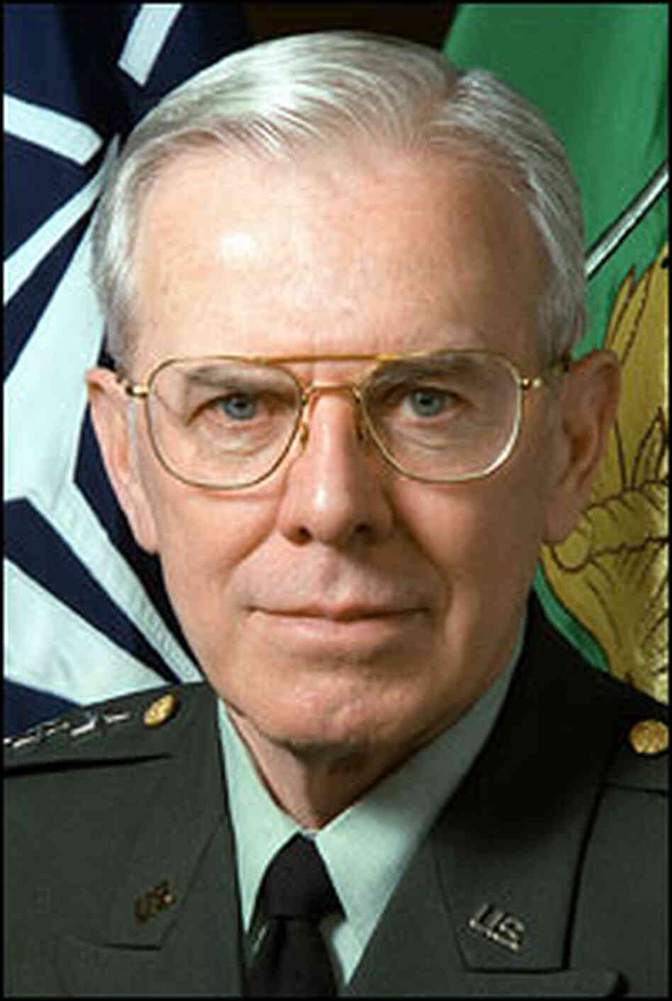 Retired Gen. John Galvin
