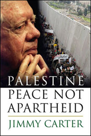 Cover of 'Palestine: Peace Not Apartheid'