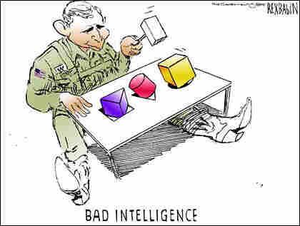 'Bad Intelligence'