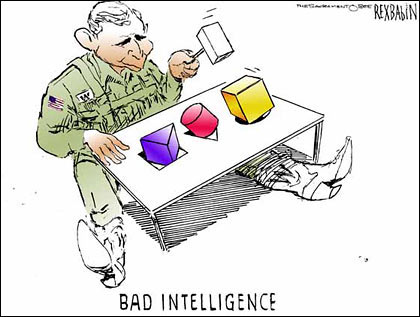'Bad Intelligence'