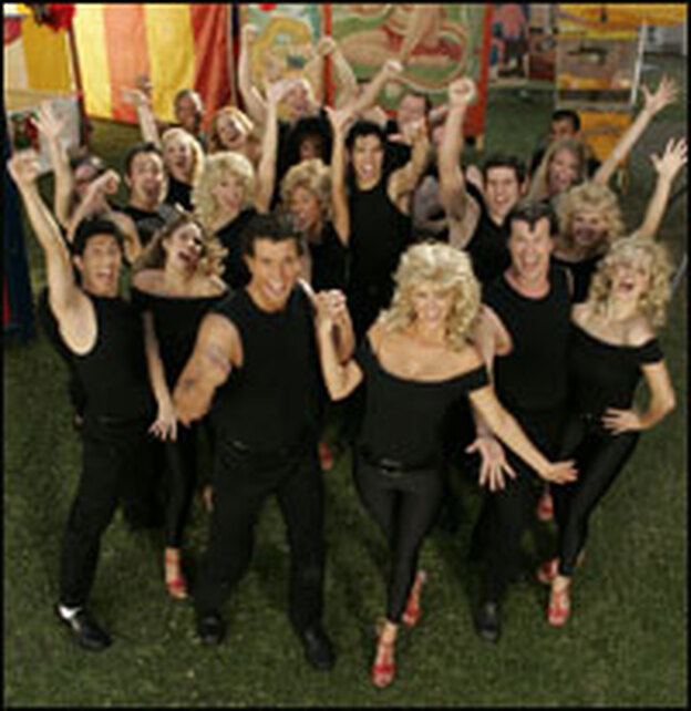 Plenty of Sandy and Danny wannabes signed up for the reality show <em>Grease: You're the One That I Want</em>, hoping to make their mark in the musical's latest Broadway revival, but the TV series was a ratings flop.