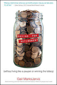 'Saving for Retirement (Without Living Like a Pauper or Winning the Lottery)'
