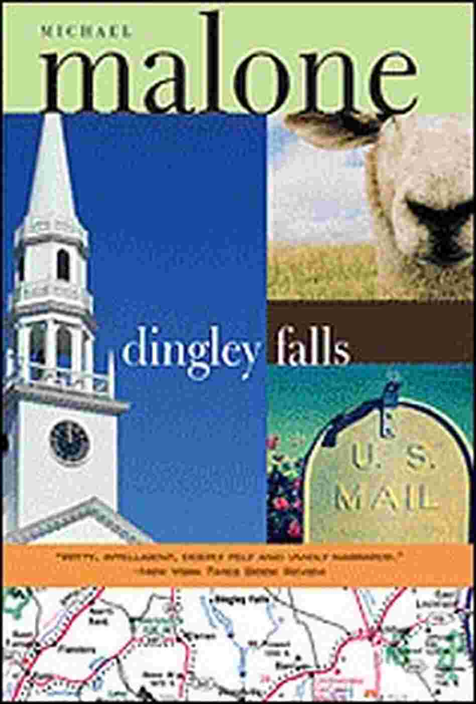 Cover Image: 'Dingley Falls'