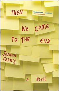 Cover Image: 'Then We Came to the End'