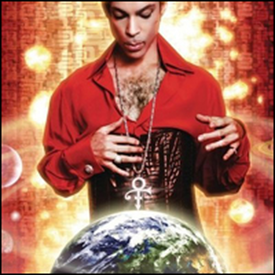 Prince's latest CD is <em>Planet Earth</em>.