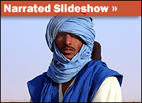 Audio  Slideshow: Drought Ends Nomadic Life Of Tuaregs