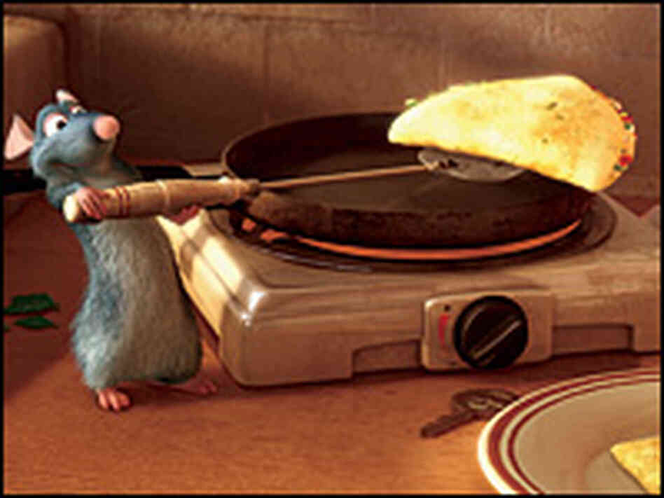 Ratatouille Remy Cooking httpmedia npr org