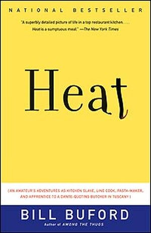 Book Cover Heat