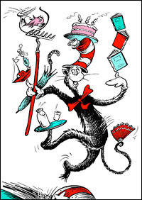 Fifty Years of 'The Cat in the Hat' : NPR