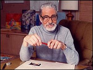 Theodor Geisel, aka Dr. Seuss