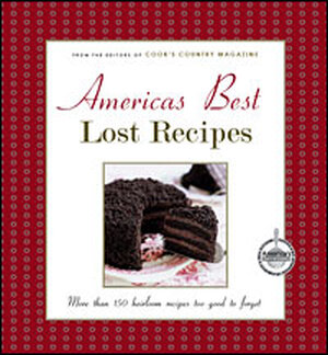'America's Best Lost Recipes'