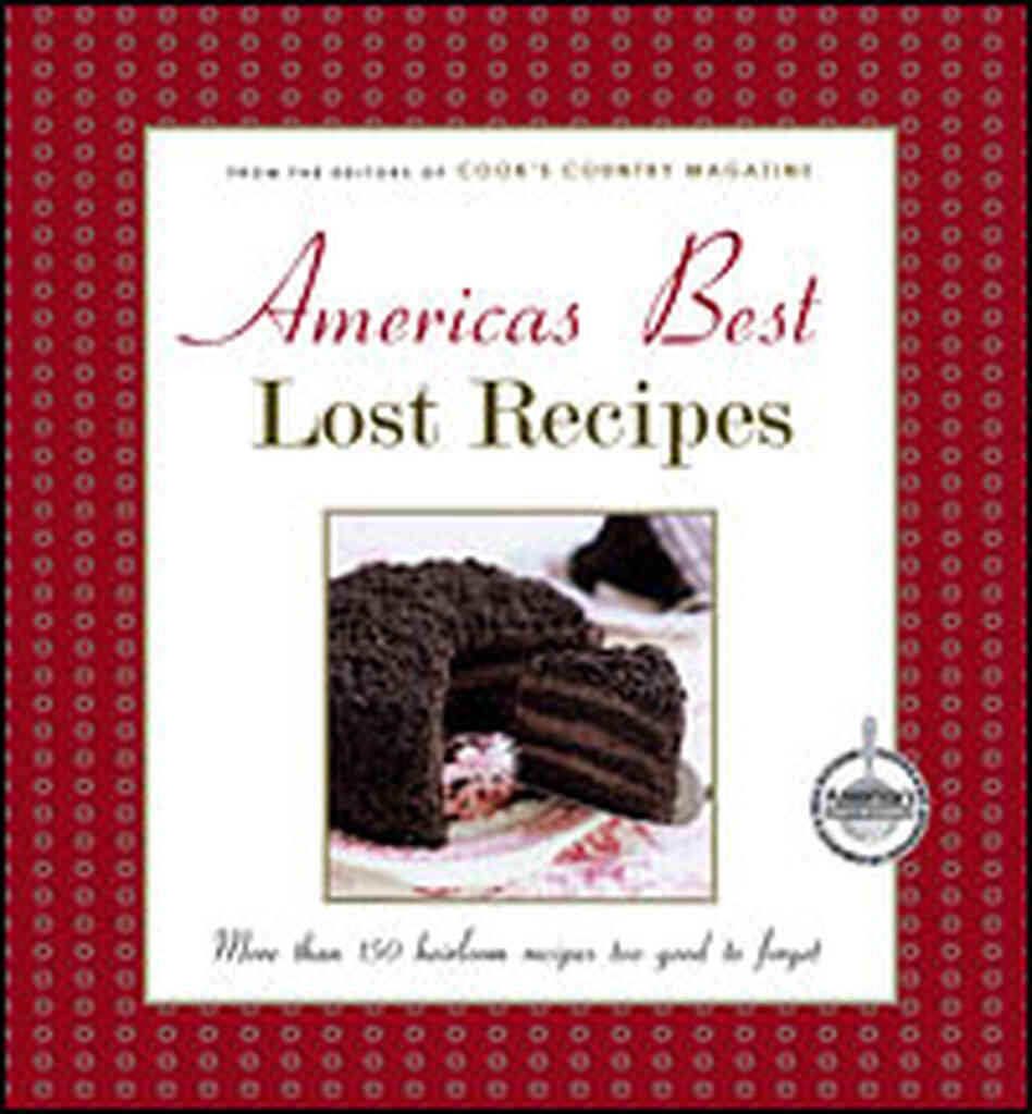 'America's Best Lost Recipes'