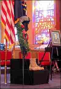 Memorial for Sgt. 1st Class John Scott Stephens