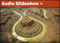 Audio Slideshow: Michael Collier's Aerial Photography