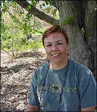 Karen Delahaut, a founder of Project Budburst