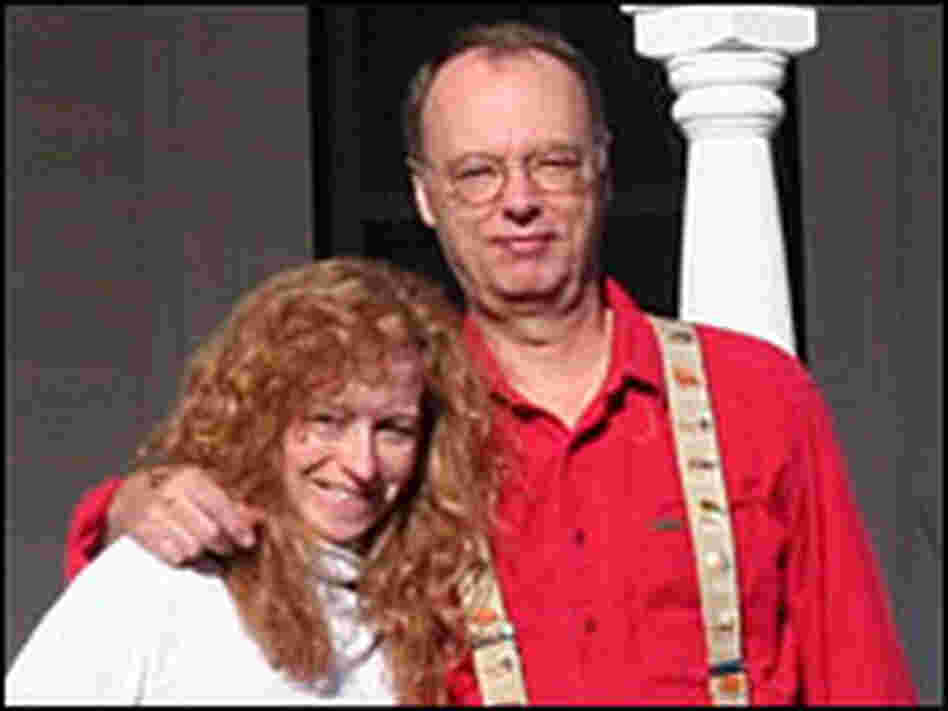 Chris Kimball and his wife Adrienne