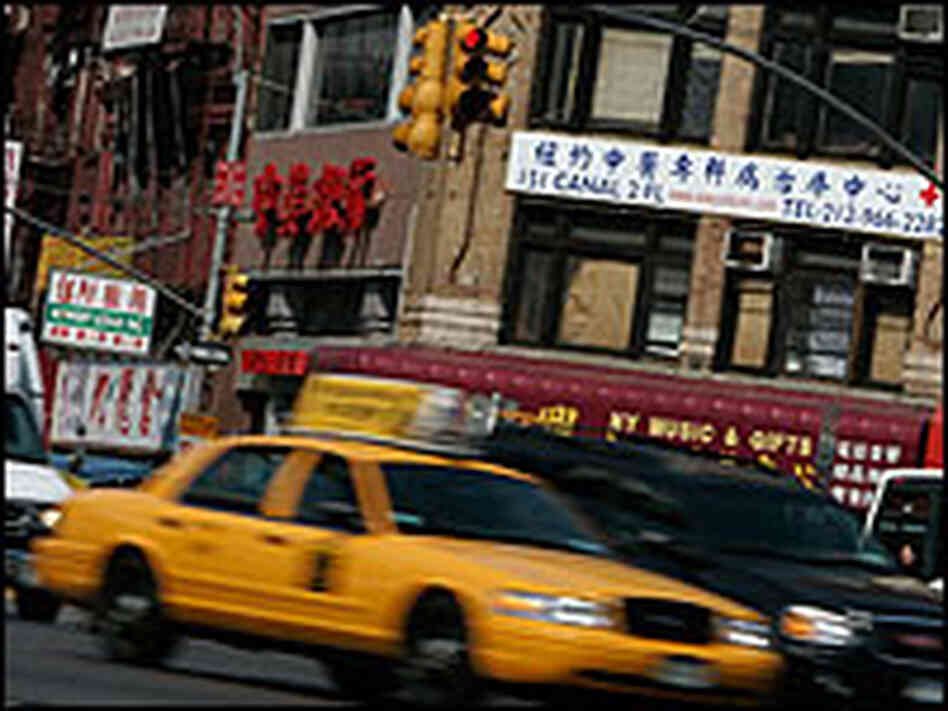 New York's Chinatown