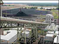 TXU Big Brown coal plant