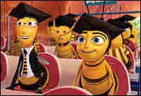 Bees at Graduation
