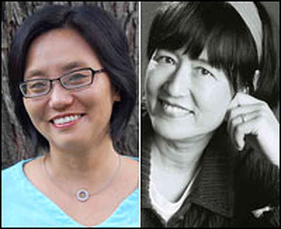 Linda Sue Park and Ruth Ozeki