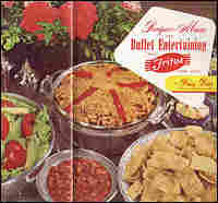 A Fritos recipe pamphlet