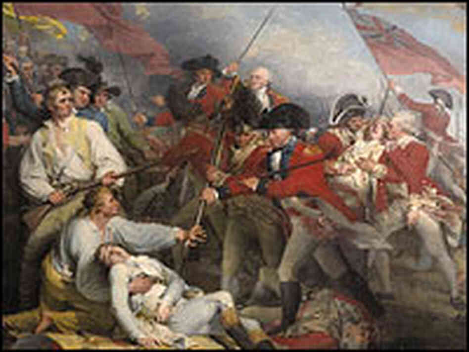 'The Battle of Bunker's Hill'