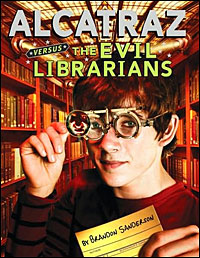 'Alcatraz Versus the Evil Librarians'