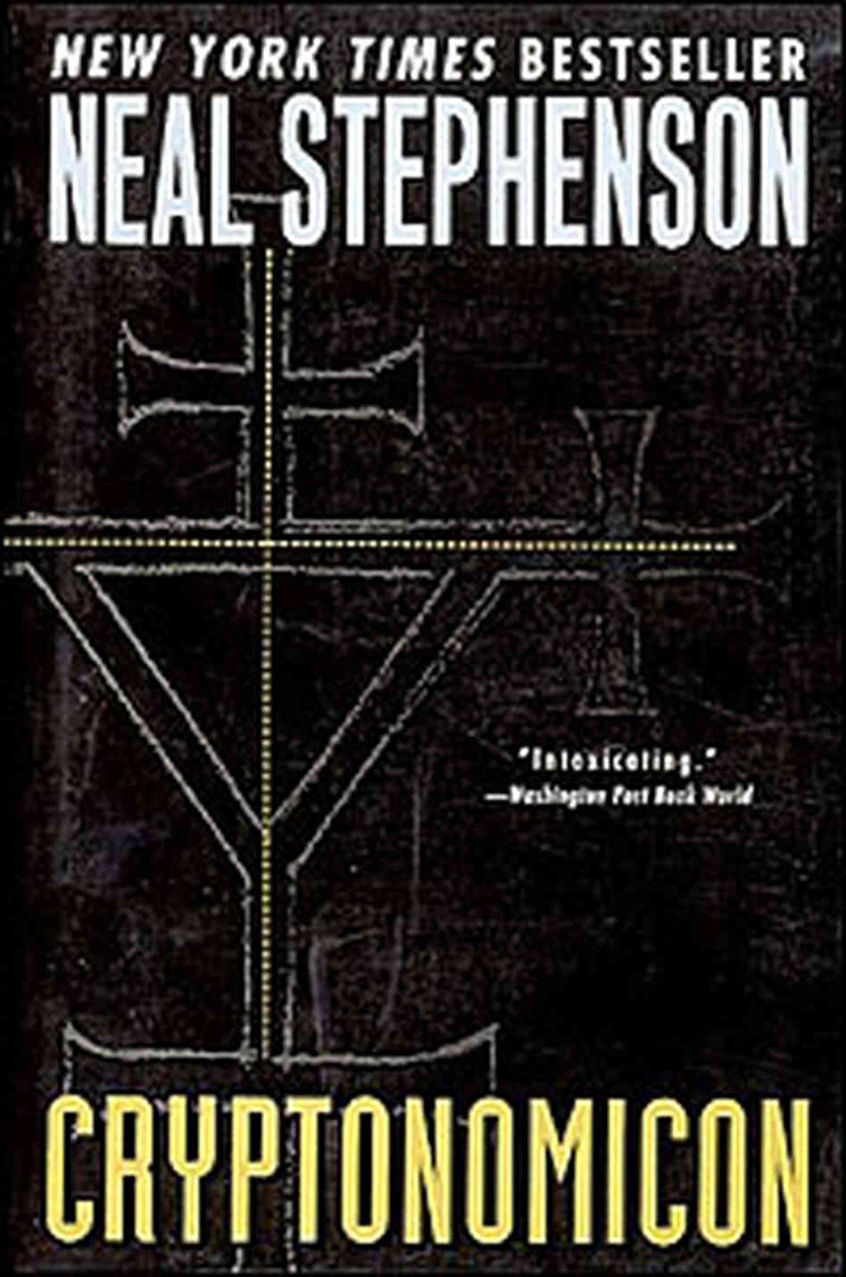 Cryptonomicon Book Cover
