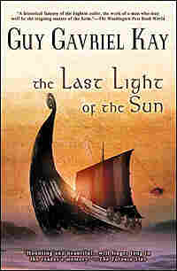 The Last Light of the Sun Cover