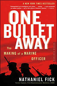 Cover: 'One Bullet Away'