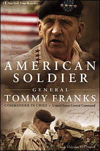 American Soldier Cover