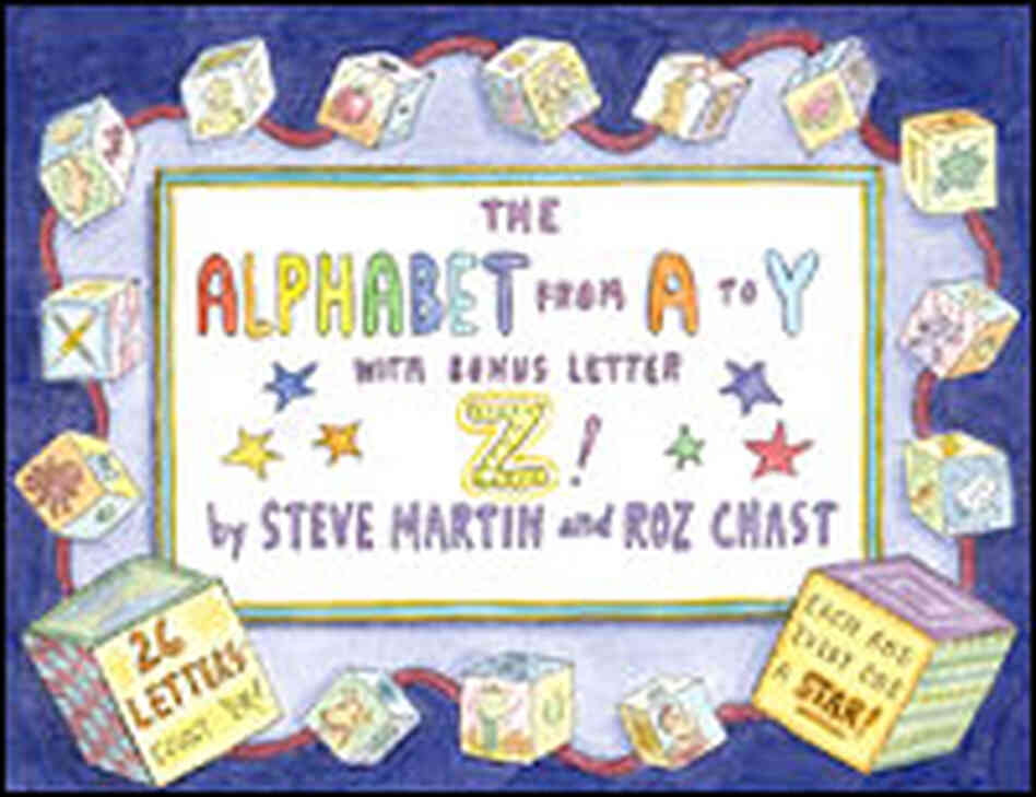 'The Alphabet from A to Y with Bonus Letter Z'