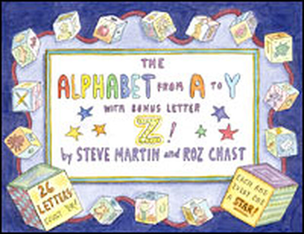 <em>The Alphabet from A to Y With Bonus Letter Z</em>