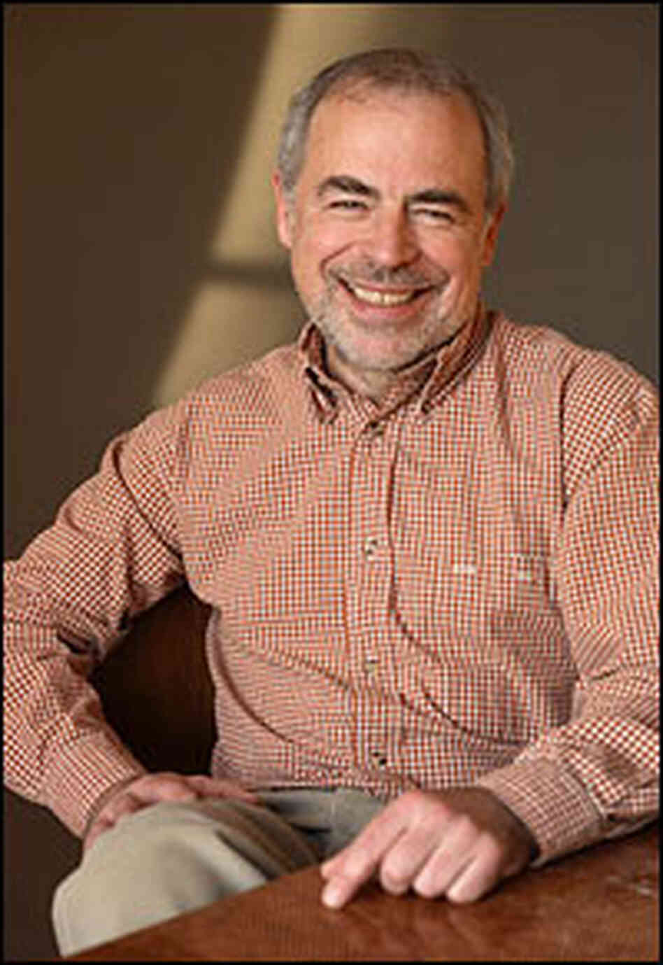 Author Richard Russo