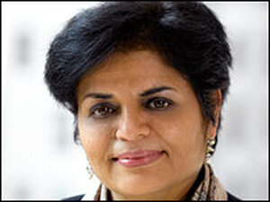 Vishakha Desai is president of the Asia Society.
