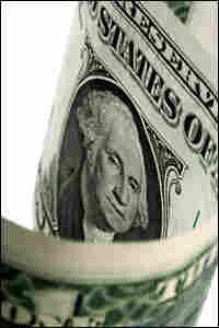 The U.S. dollar has been under pressure.