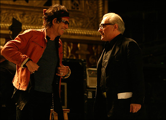 A Little 'Light' Music: Scorsese on the Stones : NPR