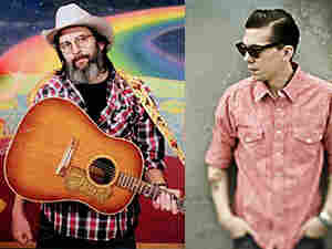 Steve and Justin Townes Earle 300