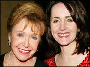 Mary Higgins Clark and Carol Higgins Clark