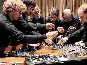 The Bowed Piano Ensemble
