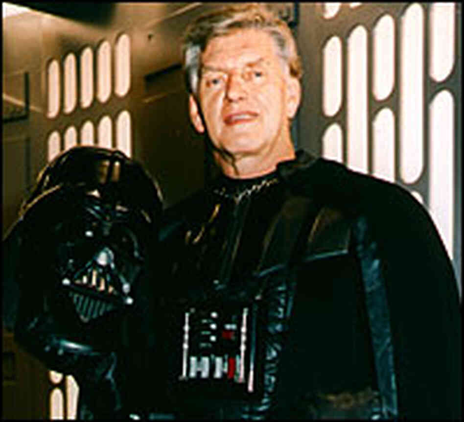 Darth Vader: The Tragic Man Behind the Mask : NPR