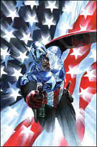 'Captain America': The New Cover