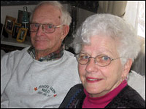 Roy and Shirley Davis