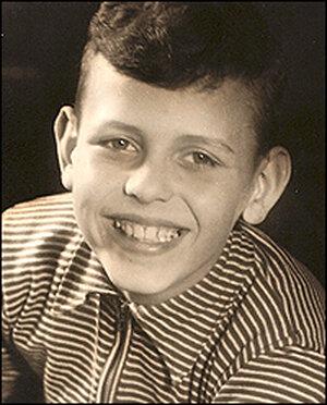 Gerry Meyerman, age 9
