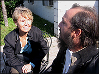 Ann O'Hara talks to Benjamin Parnell.